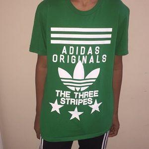 Adidas tee men's